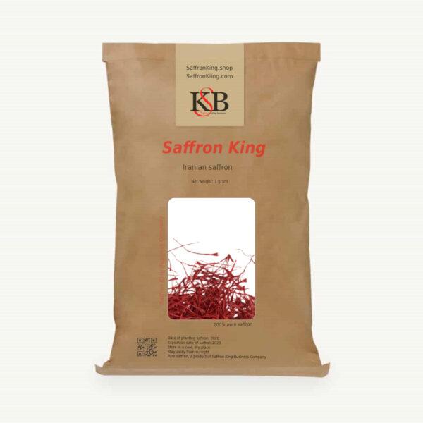 Spanish bulk saffron