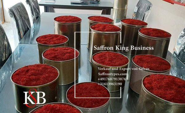 Precio por kilo de azafrán